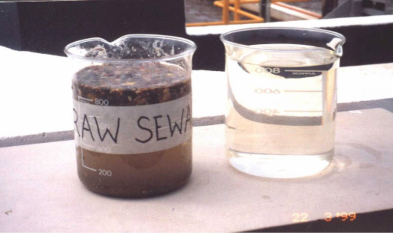 IDEA Sewage Treatment System